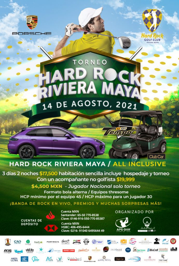 Poster Riviera Maya